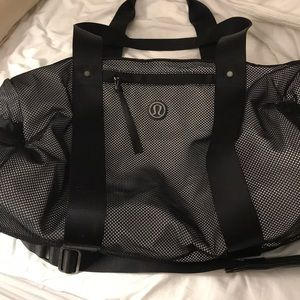Lulu Lemon Gym bag